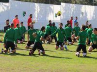 Denizlispor, Beşiktaş maçı hazırlıklarını sürdürüyor