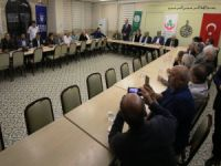 BKGP 293'üncü olağan toplantısını yaptı