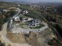 Turgay Erdem'in villası yıkıldı