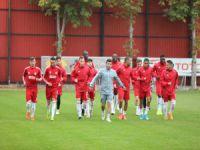 Lider Sivasspor'da Kayseri mesaisi başlıyor