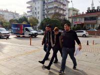 Bursa'da soygun