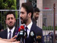 Galatasaray avukatı Ömer Faruk Kırbıyık konuştu