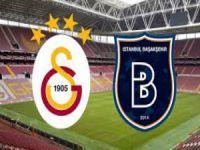 Galatasaray'da Başakşehir mesaisi sürüyor