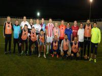 Sivasspor'dan dostluk maçı