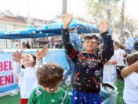 Mudanya'da öğrencilere ara tatil hediyesi