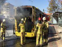 Son bir senede 6 otobüs yandı!