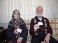 Bursa'da örnek bağış