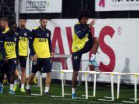 Fenerbahçe maç için hazırlanıyor