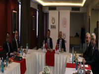 BEBKA Yönetim Kurulu toplandı