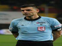Beşiktaş-Kayserispor maçı hakemleri belli oldu