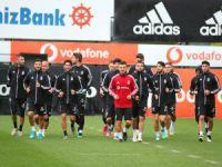 Beşiktaş hazırlıklara başladı