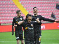 Kayserispor: 3 - Manisa FK: 2