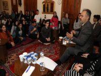 Başkan Aktaş'tan gençlere tavsiyeler