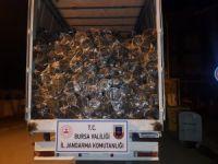 Bursa'da milyonluk soygun