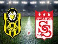Yeni Malatyaspor: 1 - DG Sivasspor: 3