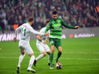 Bursaspor Giresunspor'u ağırladı