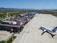 Yenişehir Havalimanı'na ilgi arttı