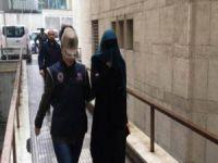 DEAŞ'lı kadın Bursa'da yakalandı
