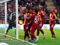 Galatasaray o takımla 97.randevuda