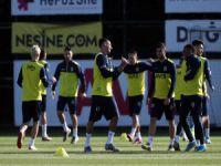 Fenerbahçe maç hazırlıklarını tamamladı
