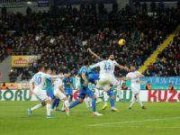 Çaykur Rizespor: 0 - Kasımpaşa: 3