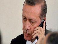 Erdoğan başsağlığı diledi