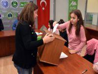 Çocuk Meclisi yeni başkanını seçti