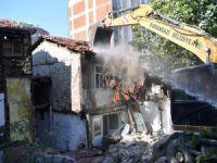 Bursa'da yıkım var!