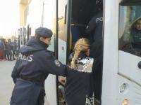Bursa'da 25 gözaltı!