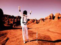 Mars yolculuğunda çılgın detay
