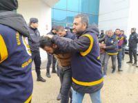 Bursa'da 16 tutuklama
