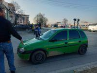 Bursa'da kaza:1 yaralı