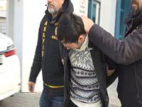 Bursa'da silahlı soygun!