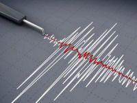 Komşuda deprem...