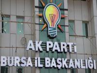Bursa'da kongre startı verildi