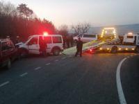 Bursa'da iki ayrı kaza