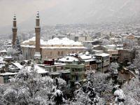 Bursa'ya kar geliyor!