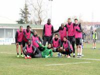 Denizlispor maç hazırlıklarına devam etti