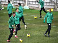 Konyaspor hazırlıklara devam etti