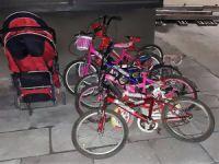 Bisiklet ve bebek arabaları çalan hırsız tutuklandı