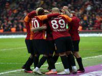 Galatasaray: 1 - Yeni Malatyaspor: 0
