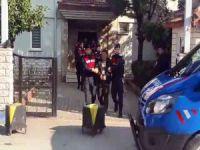 Bursa'da suçüstünde yakalandılar