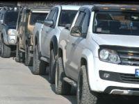 Bursa'da off road tutkunlarından açıklaması