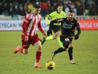 Sivasspor: 1 - Alanyaspor: 0