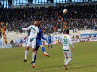 Erzurumspor: 2 - Bursaspor: 1