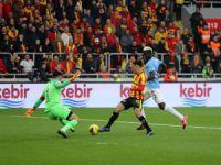 Göztepe: 1 - Gaziantep FK: 1