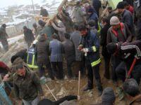 İran'daki deprem Van'ı vurdu