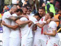 Yeni Malatyaspor: 1 - Antalyaspor: 2