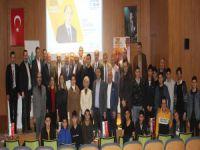 Sanayici Özkayan tecrübelerini paylaştı