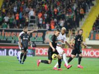 Alanyaspor: 1 - Beşiktaş: 2